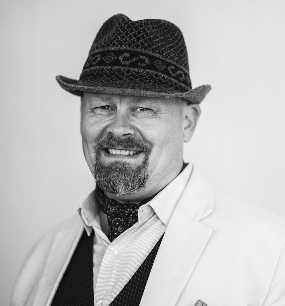 Security culture expert Kai Roer